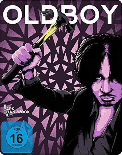 Oldboy - Steelbook (2 x Blu-ray) [Limited Edition] für 7,97 (Amazon Prime - Dodax)