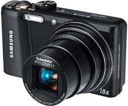 Samsung WB750 Digitalkamera schwarz für 114,95€ frei Haus im dealclub
