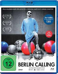 Berlin Calling (Blu-ray) für 9,97€ (Amazon Prime)