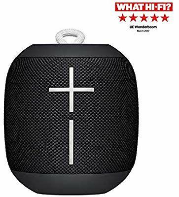 Ultimate Ears Wonderboom Bluetooth Lautsprecher - Phantom (Amazon.es)