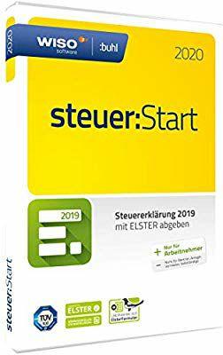WISO steuer:Start 2020 (für Steuerjahr 2019) Amazon
