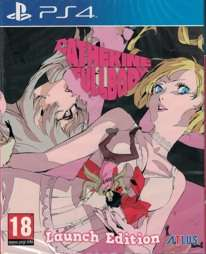 Catherine Full Body Launch Edition (Steelbook) - PS4 [NETGAMES]