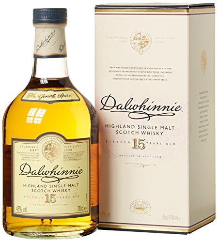 Whisky Set - Dalwhinnie 15 Jahre 0,7l + Bowmore 12 Jahre 0,05l [Amazon Prime]