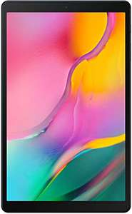 Samsung Galaxy Tab A T510N 25, 54 cm (10, 1 Zoll) Tablet-PC (1, 8 GHz Octa-Core, 2 GB RAM, 64 GB eMMC, Android 9.0) Gold