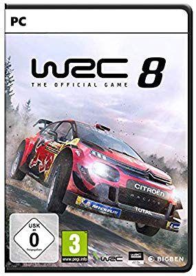 WRC 8 PC-Version - NUR NOCH 14 STÜCK AUF LAGER!!!