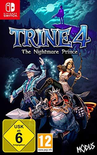 [amazon.de] Trine 4: The Nightmare Prince (Nintendo Switch) 27,99 €