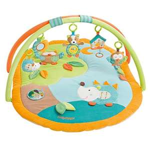 Fehn sleeping forest 3-D-Activity-Decke / Spielbogen