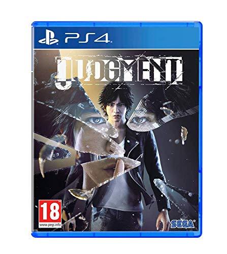 Judgment (PS4) für 28,46€ (Amazon IT)