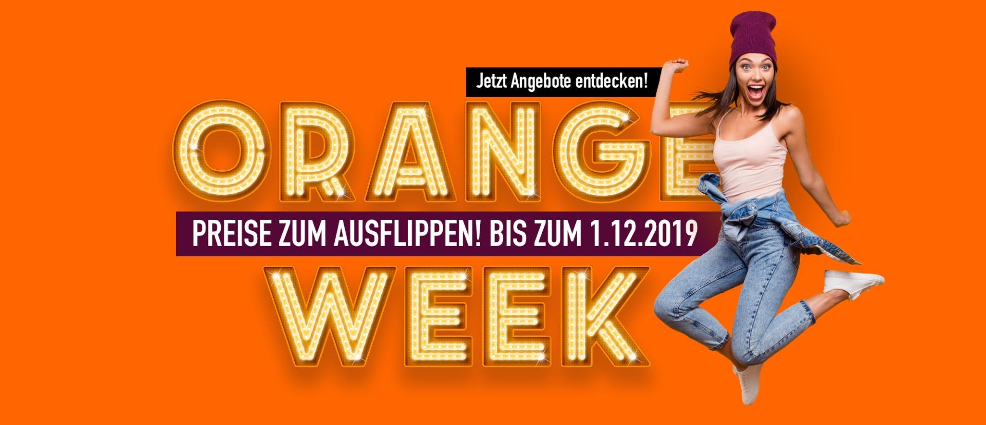 Sammeldeal Rollei Orange Week - z.B. Sony Funk-Fernauslöser 2,4GHz bis 50m Reichweite