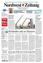 Nur heute: Gratis E-Paper bei der Nordwest Zeitung