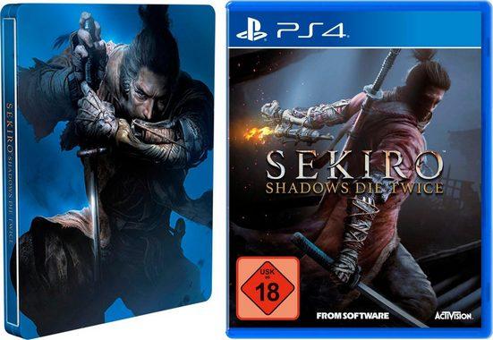 Sekiro - Shadows Die Twice für PS4 oder XBox One
