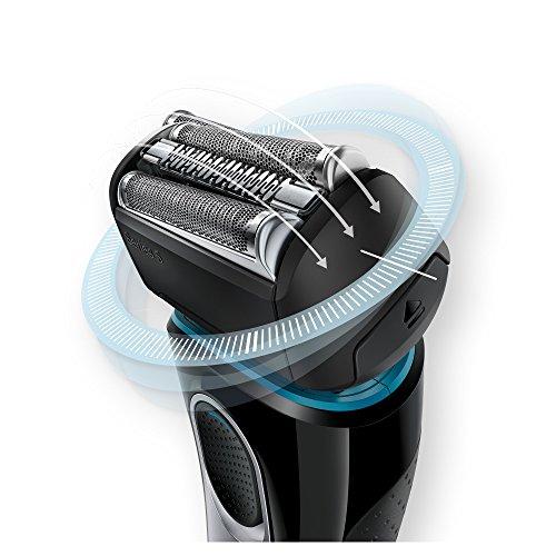 [Amazon] Braun Series 5 Elektrischer Rasierer 5147s, Rasierapparat Wet&Dry