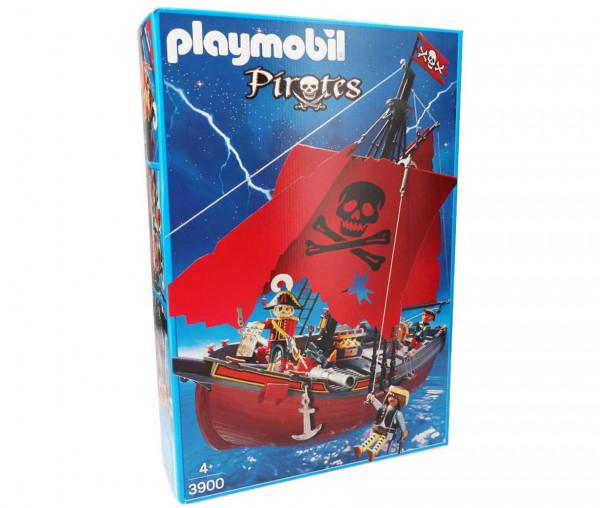 Playmobil rotes Seeräuberschiff für 24,50 mit Newsletter Anmeldung