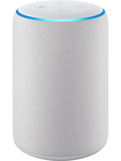 Amazon Echo Plus: Intelligenter Lautsprecher (2nd Gen, ZigBee Hub, Dolby)