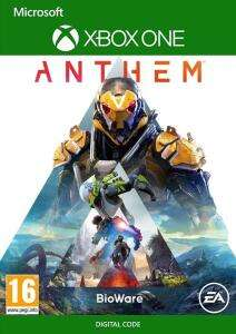 Anthem (Xbox One) für 5,69€ (CDkeys)