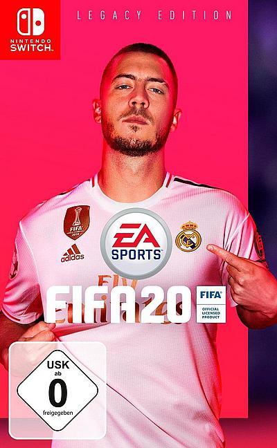 FIFA 20 Legacy Edition (Nintendo Switch) für 19,97€ mit Paydirekt (Baur)