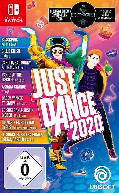 Just Dance 2020 (Nintendo Switch) für 21,99€ mit Paydirekt (Baur)