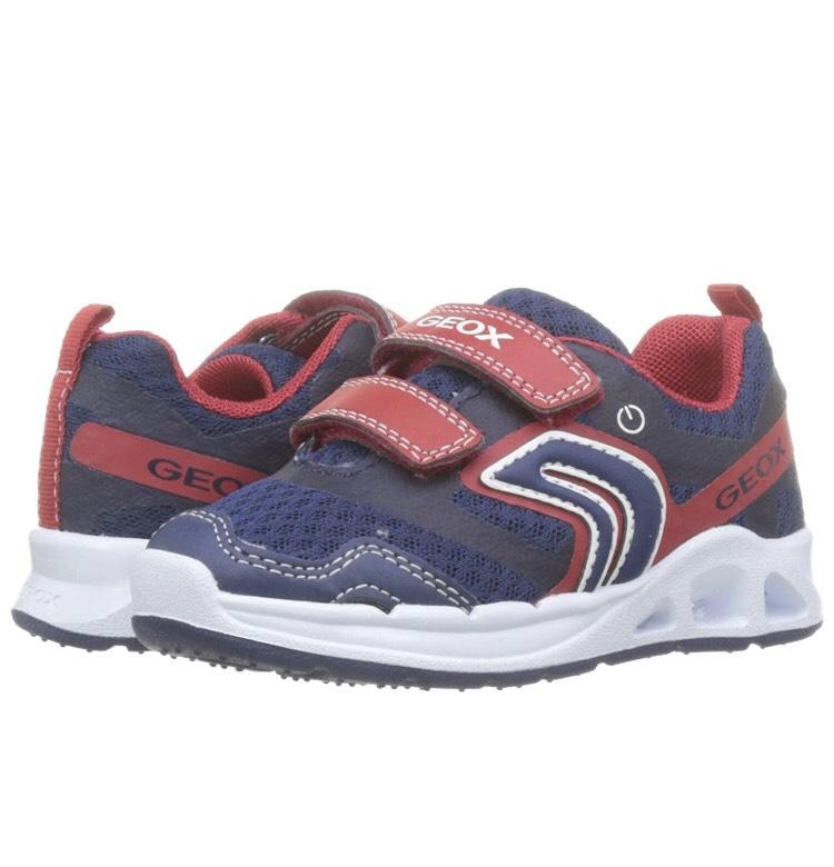 Geox Baby Jungen B Dakin Boy B Sneaker Gr. 25