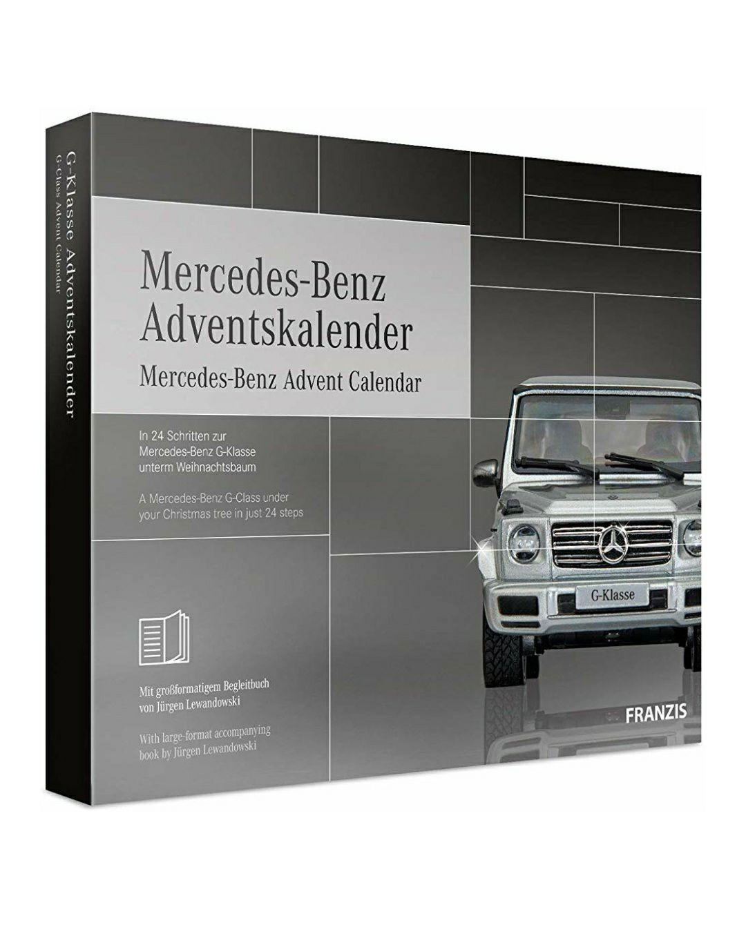 Mercedes Benz Adventskalender