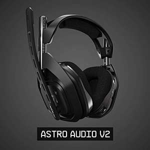 ASTRO A50 Gen. 4 Wireless Gaming Headset