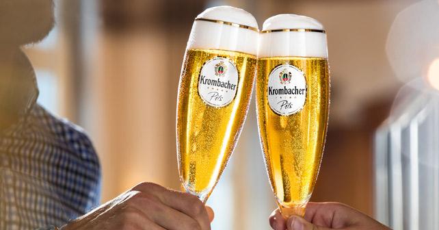 Krombacher Brauereibesichtigung 2 zum Preis von einem
