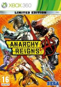 Anarchy Reigns (Limited Edition) Xbox 360/PS3