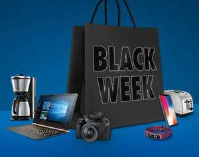 Black Week bei Euronics