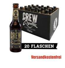 Crew Republic Biere z.B. Drunken Sailor IPA oder Foundation 11 - German Pale Ale