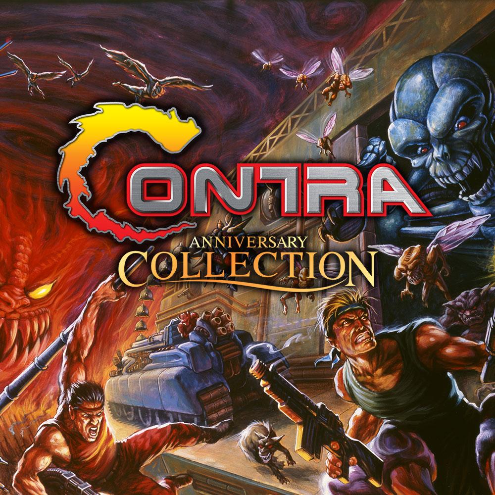 Contra & Castlevania Anniversary Collection (Switch) für je 9,99€ (eShop)