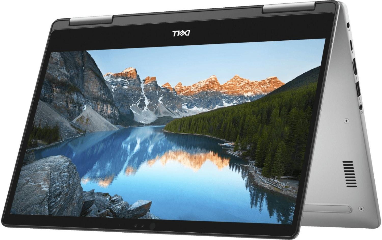 """Convertible Dell Inspiron 13 7373 (13.3"""", Multi-Touch IPS, FHD, i7-8550U, 8GB RAM, 256GB SSD, USB-C, 38Wh, Tastaturbel., 1.45kg, Win10)"""