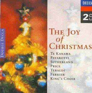 Doppel-CD: The Joy of Christmas bei AMAZON.UK-Händler (gebraucht-sehr gut)