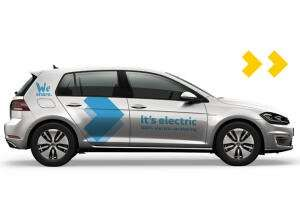 [Lokal Berlin] 30€ Startguthaben für WeShare für Neukunden (Carsharing mit e-Golfs)