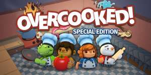 Overcooked: Special Edition (Switch) im E-Shop 6,79€