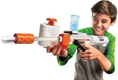 Toilettenpapier-Blaster Jakks Pacific Skid Shot, Jollyroom, Weihnachtsgeschenk