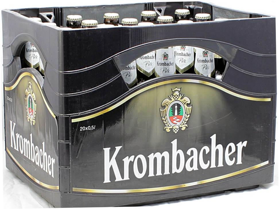 [Bier!][Netto ohne Hund]Krombacher 20er Kasten für 8,84€