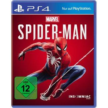 Sony Marvel's Spider-Man (PS4) für 24,98€, bei Abholung für 19,99€ (EURONICS Brückner)