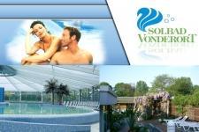 Solbad und Saunalandschaft im Revierpark Gutschein für Wellness und Erholung