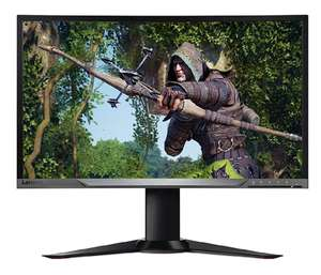 "[Amazon.it] Lenovo Y27g Curved Monitor 27"" FHD, 300cd/m², VA, 4ms, 144Hz, Nvidia G-Sync, USB-Hub, HDMI 1.4, DP 1.2, höhenverstellbar"