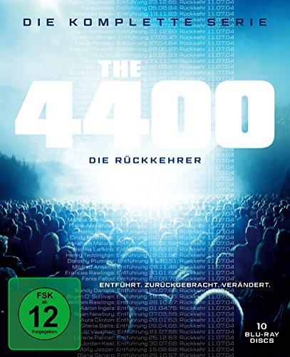 The 4400 - Die Rückkehrer - Die komplette Serie (Blu-ray) für 39,97€ (Amazon)