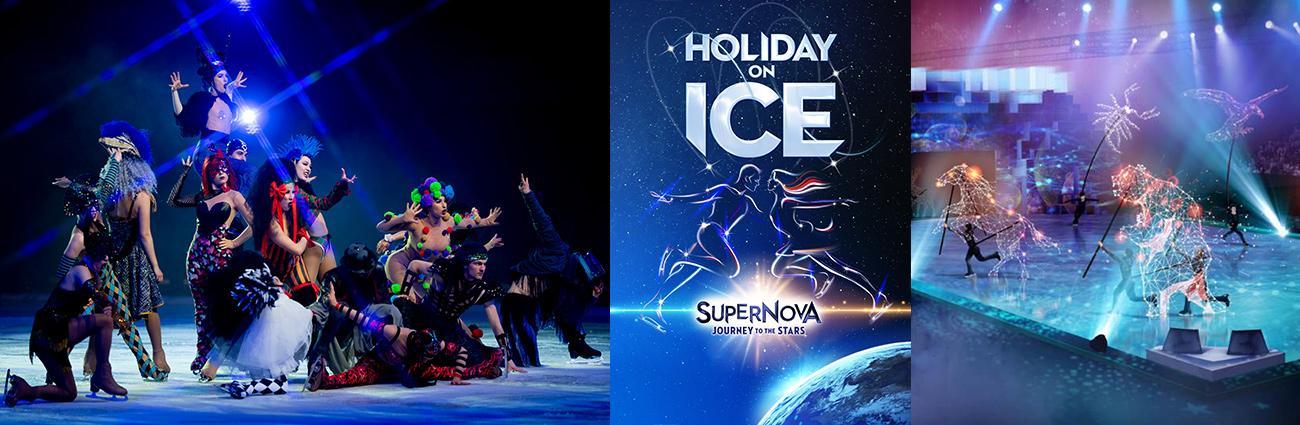 HOLIDAY ON ICE bis zu 20% Rabatt