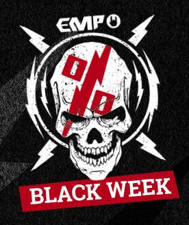 EMP Blackweek mit 33% Rabatt ab 59,99€ MBW VSKfrei