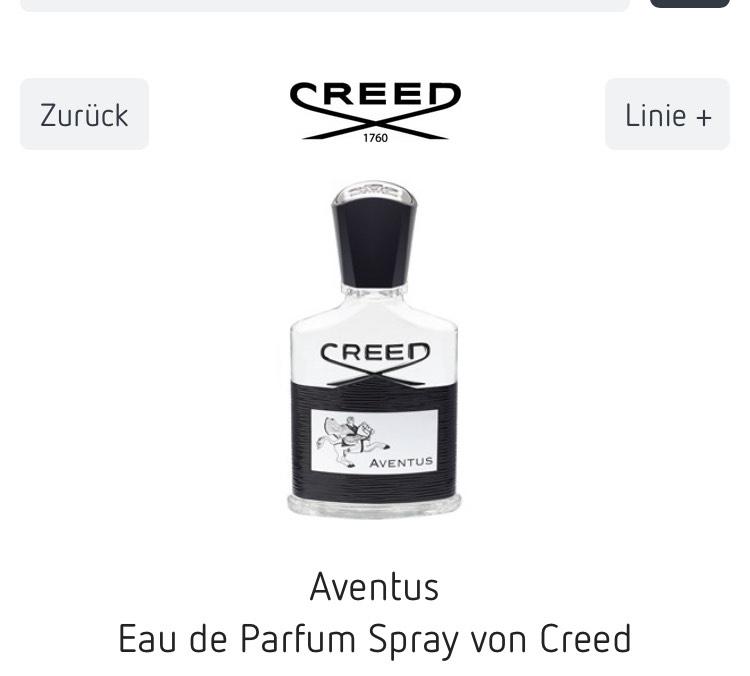 100ml Creed - Aventus Eau de Parfum Spray bei Pafumdreams