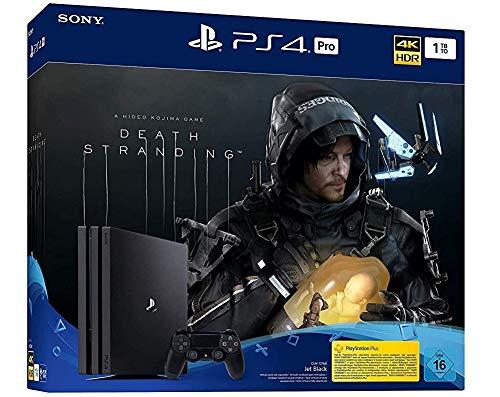 PlayStation 4 Pro - Konsole inkl. Death Stranding