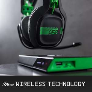 Astro A50 Wireless Headset Dolby 7.1 inkl. Base Station (XBox One, PC, MAC) für 169,99€ (GameStop)