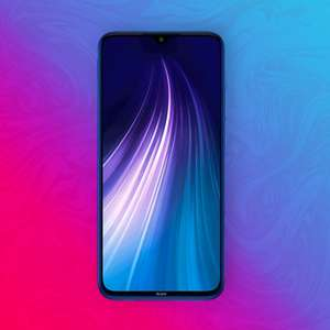"Xiaomi Redmi Note 8T: NFC Version 64/4GB - Snapdragon 665 - 6,3"" FHD Display - 4000mAh Akku 