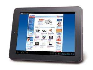 "Tablet-PC 8"" INTENSO TAB814, Android 4.1, Dual-Core"