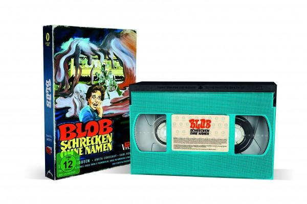 Blob - Schrecken ohne Namen (Limited Collector's Edition im VHS-Design) Blu-ray