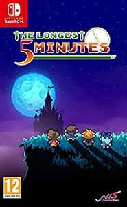 The Longest Five Minutes (Switch) [Amazon.it]