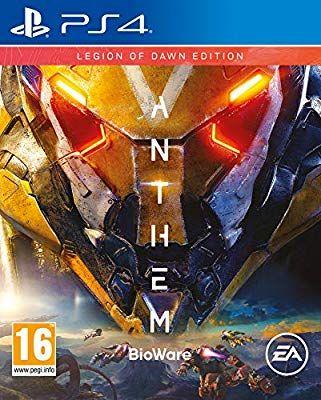 AnthemLegion of Dawn Edition (PS4) [Amazon.co.uk]