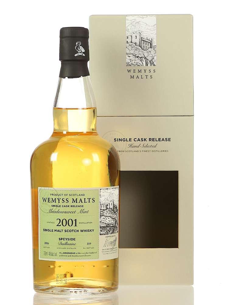 Christmas Whisky Deals - Dailuaine, Balvenie, Linkwood, Arran, Glenlossie, Glen Grant, Aberfeldy, Strathmill